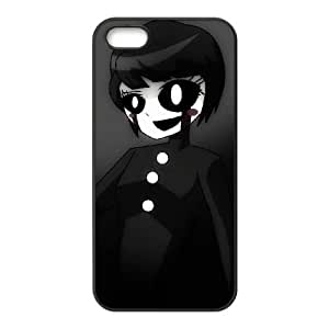 iPhone 5 5s Cell Phone Case Black FNAF Anime P2Z4UE