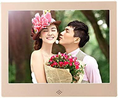 17 Inch Digital Photo Frame,with 1440/×900 Resolution LED Display HDMI Input,USB//SD//Slots,Timing,Connecting with Ps4,Xbox,Laptop,TV Box,Game Host,Pink