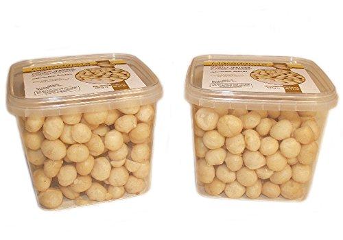 Macadamia geröstet und gesalzen 1Kg