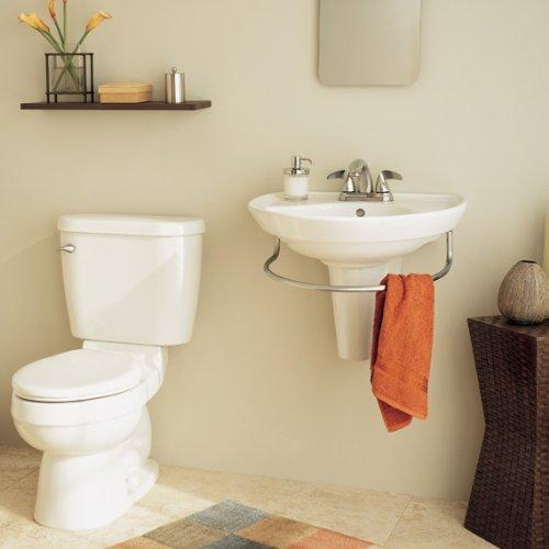 American Standard 0268 004 020 Ravenna Pedestal Sink Basin With 4