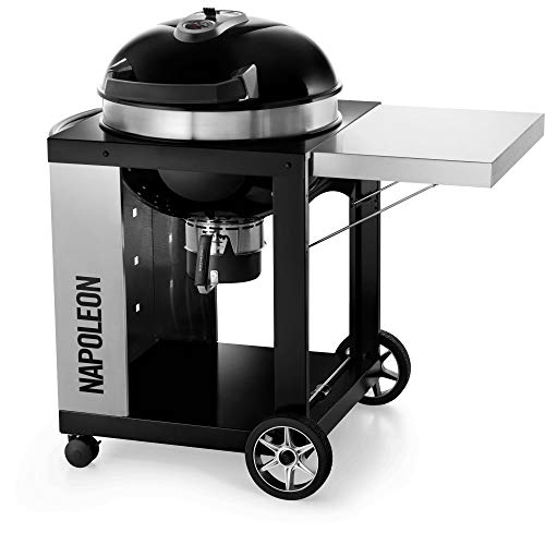 Napoleon Grills Rodeo Pro Cart Charcoal Kettle Grill
