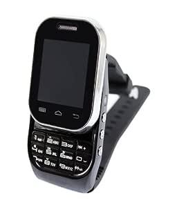 KenxinDa W1 Smartwatch Phone - Dual SIM Camera Bluetooth Ken ...