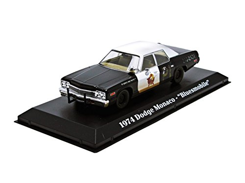 Greenlight Hollywood Series 2 Blues Brothers 1974 Dodge Monaco Bluesmobile Vehicle (1:43 Scale)