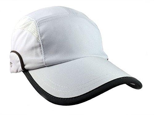 Running Hat by Zero Limits | Lightweight, Moisture Wicking, Mesh, Sweatband | Bringing comfort to a new level