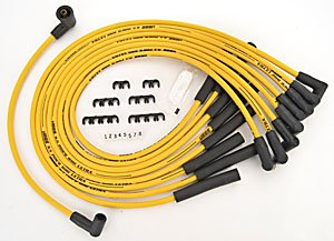 390 ford spark plug wires - 8