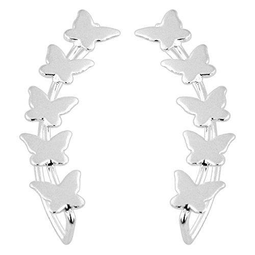 Dazzling 5 Plain Butterflys...