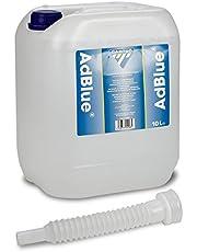 Cartec 99231 AdBlue mocznik o wysokiej czystości do oczyszczania spalin, z wspomaganiem napełniania, 10 l