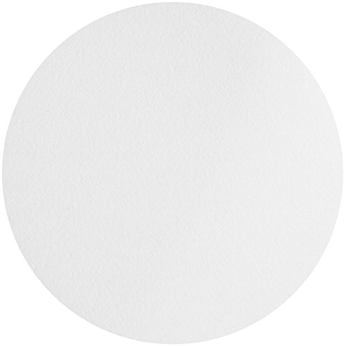 Whatman 1003-090 Quantitative Filter Paper Circles, 6 Micron, 26 s/100mL/sq inch Flow Rate, Grade 3, 90mm Diameter (Pack of 100)
