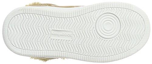 KangaROOS Vuka, Zapatillas Altas Unisex Niños beige (beige)