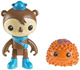 Fisher-Price Octonauts Shellington and The Sea Urchin