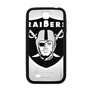 Oakland Raiders Fahionable And Popular High Quality Back Case Cover For Samsung Galaxy S4