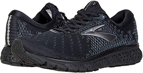 eae53324afd Brooks Men s Glycerin 17 Black Ebony 13 D US