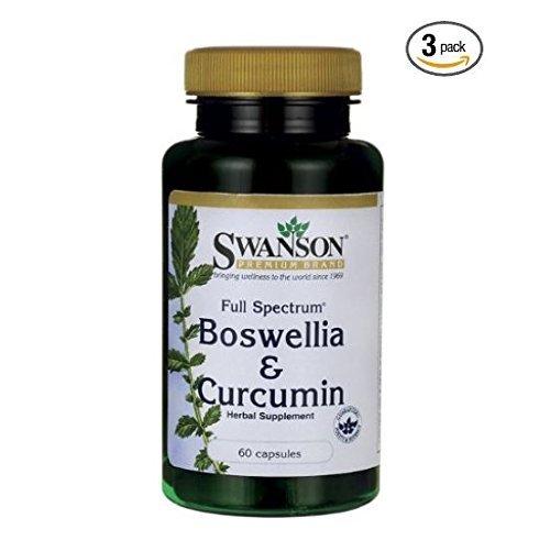Swanson Full Spectrum Boswellia Curcumin