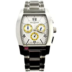 Saint Honore Men's Stainless Steel Quartz Watch 8981521