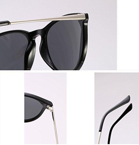 De Lady Sunglasses D De Polarisées Trendy Lunettes Soleil Vintage Lunettes Sunglasses Soleil BYwEq