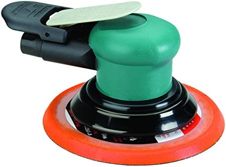 Dynabrade, 59025, Air Random Orbital Sander, 0.25HP, 6 In.