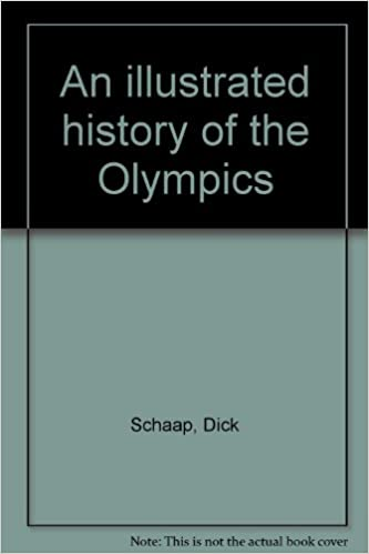 Book An illustrated history of the Olympics