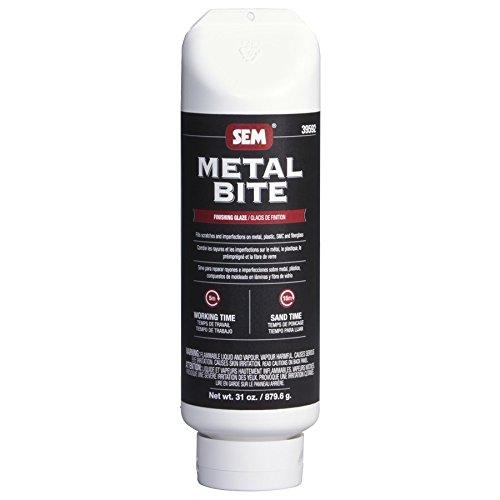 SEM 39592 Metal Bite Finishing Glaze - 31 oz. (Glaze Metal)
