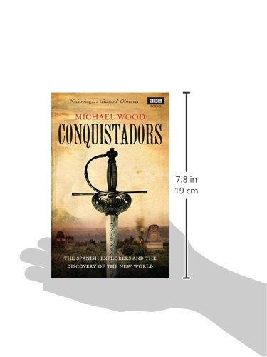 Conquistadors michael wood 9781846079726 amazon books fandeluxe Gallery