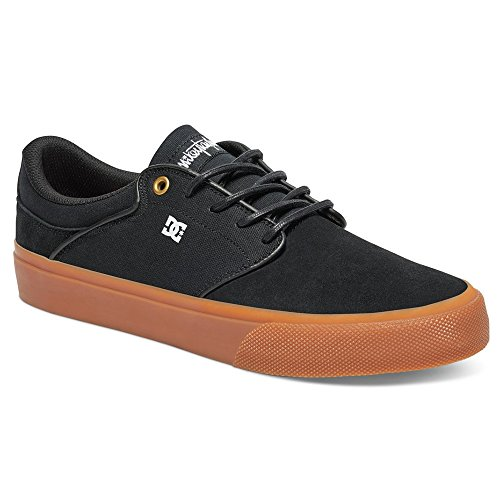 UPC 888327484846, DC Men's Mikey Taylor Vulc Skate Shoe, Black/Gum, 9 M US