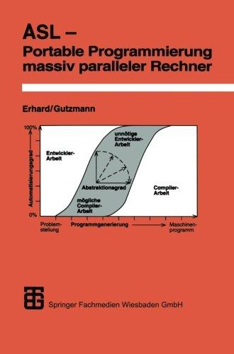 ASL ― Portable Programmierung massiv paralleler Rechner (German Edition)