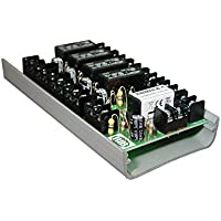 FUNCTIONAL DEVICES RIBMNLB-4 RIB LOGIC BOARD 4-INPUTS 2.75 TRACK MOUNT
