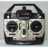 9053 VOLITATION SPARE PARTS R/C TRANSMITTER 27MHZ RADIO CONTROL DOUBLE HORSE