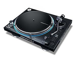 Amazon.com: Denon DJ VL12 PRIME | Bandeja profesional con ...