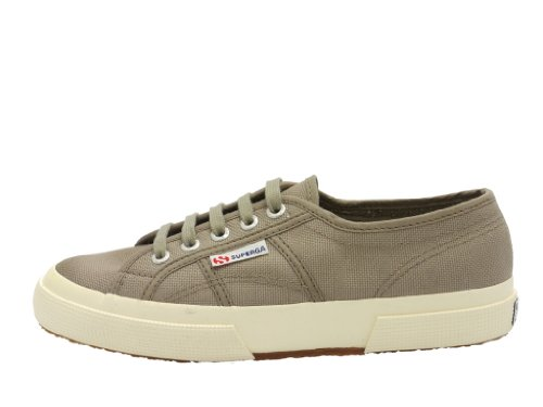 Superga Unisex Adulti 2750 Cotu Classic Low-top Mud Brown