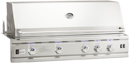 Summerset TRL Deluxe Series Built-In Gas Grill, 44-Inch, Propane