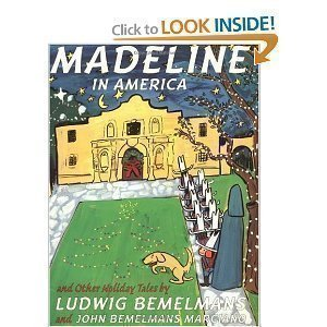 Read Online Madeline in America and Other Holiday Tales pdf