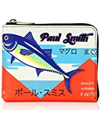 Men's AUXC5303W0957 Multicolor Leather Wallet