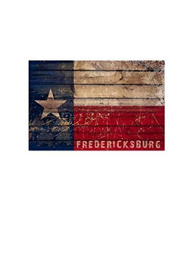(Awkward Styles Fredericksburg TX Flag The Texas Hill Country Texas Flag Canvas Dining Living Room Decor Ideas Gillespie County Printed Decor 8