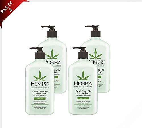 Hempz Green Asian Pear Moisturizer
