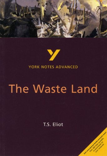 The Waste Land (2nd Edition) (York Notes Advanced)