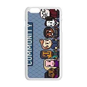 Comunity harmonious family Cell Phone Case for Iphone 6 Plus