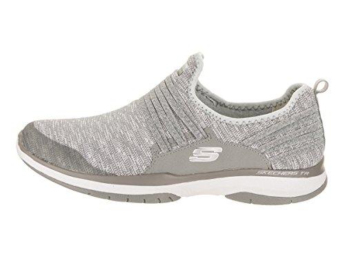 Skechers Womens Burst TR Inside Out Sneaker Gray lNL6vfR