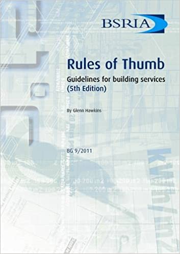 BSRIA RULES OF THUMB EBOOK DOWNLOAD