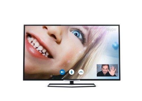 Philips 48PFK5709/12 122cm (48 Zoll) Fernseher (Full HD, Triple Tuner, Smart TV)