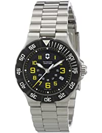 Victorinox Swiss Army Women's SWISSA-241417 Summit Silver and Grey Stainless Steel Watch