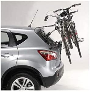 Mottez A025PCR Portabicicletas, Gris, 3 Bicicletas: Amazon.es ...