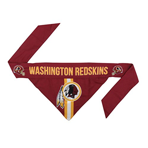 (NFL Washington Redskins Pet Bandanna, Small)