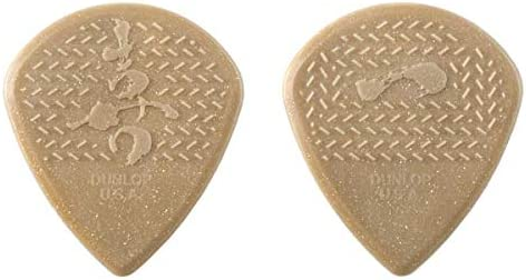 Dunlop 471R3SMH Matt Heafy Custom Max-Grip Jazz III Guitar Pick 24-Pack