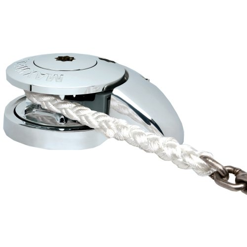 - Maxwell RC8 12V Windlass - 1000W 5/16 Chain to 5/8 Rope