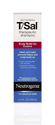 Neutrogena Therapeutic Maximum Strength Shampoo