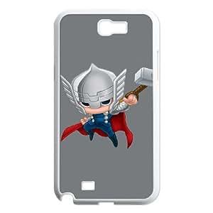 Samsung Galaxy N2 7100 Cell Phone Case White_Baby Thor Ffabc