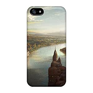 Iphone 5/5s Case Slim [ultra Fit] City2 Protective Case Cover