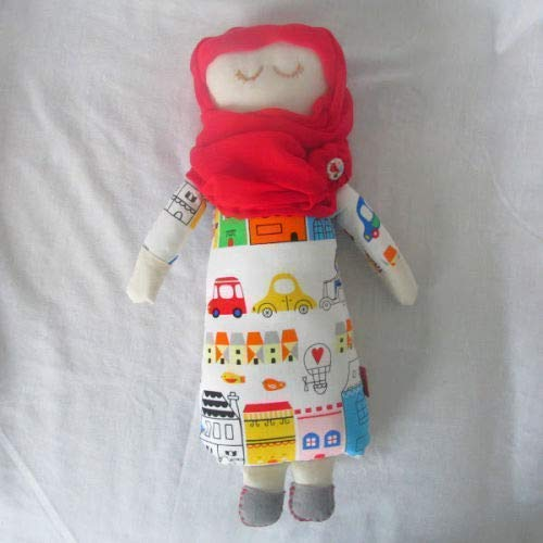 Muslim Doll Muslim Faceless Doll With Hijab Hijabi Doll Girls Eid Gift