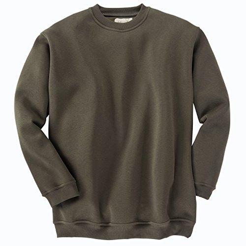 Hubertus Basic Sweatshirt: : Bekleidung
