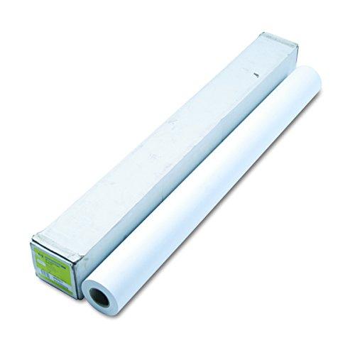 (HP Q1406B Designjet Inkjet Large Format Paper, 4.9 mil, 42